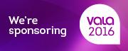 VALA 2016 Sponsoring