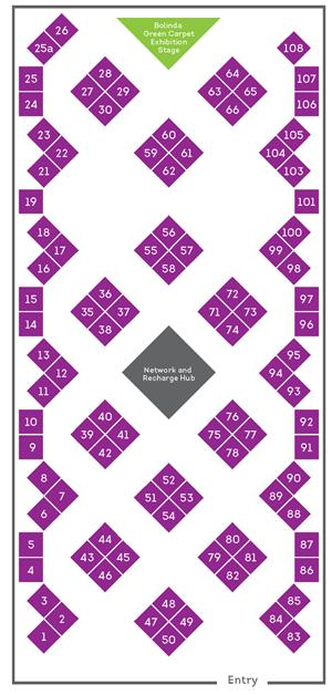 VALA2016 Floorplan