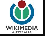 Wikimedia Australia logo