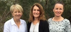VALA Secretariat - Lesley, Fiona & Kim
